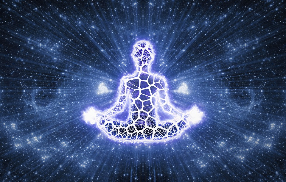 The same life energy that runs the cosmos takes place in every cell of your body.