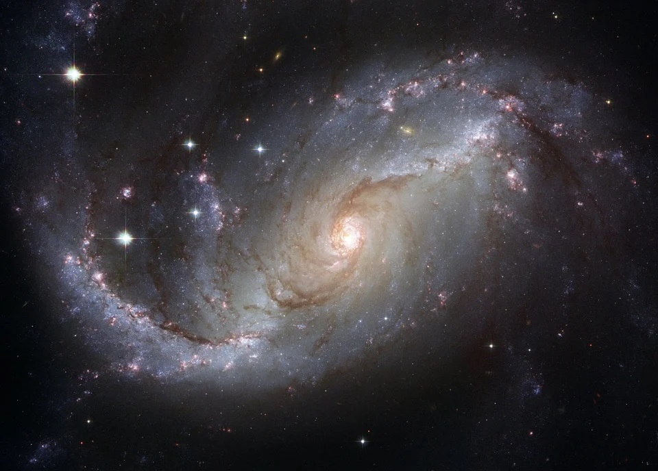 Space is a force of nature that creates endless forms of beauty and wonder.