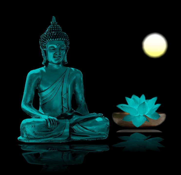 The mind begins to resolve and find balance when you stop trying to force it to be pure or positive. This means that you must let go of religion.
